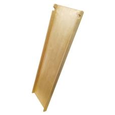 Горка-скалодром двухсторонняя