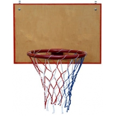 Кольцо баскетбольное большое с большим щитом