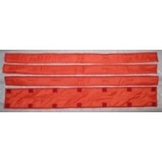 Комплект мягких чехлов (4 шт.) для защиты