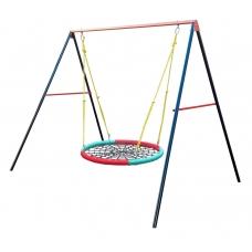 """Дачные качели-гнездо """"Вертикаль"""" """"Swing-nest"""""""